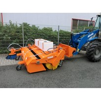 Hydro-Drive Road Sweeper - KB Series