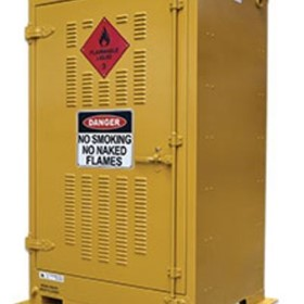 350L Outdoor Dangerous Goods Store | Manufactured In Australia