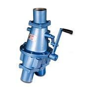 Manual Conveying Diverter Valves