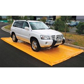 Vehicle Wash Down Mats