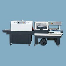 Minipack 6080 Fully Automatic Shrink Wrapping Machine