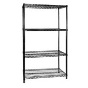 Wire Shelving for Food Storage, Coolers and Freezers