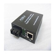 KSM | Fibre Ethernet Media Converter