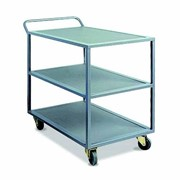 Heavy Duty 3 Tier Industrial Trolley - IT3T340 - 340kg