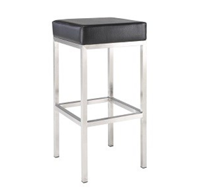 Block Bar Stool - Indoor