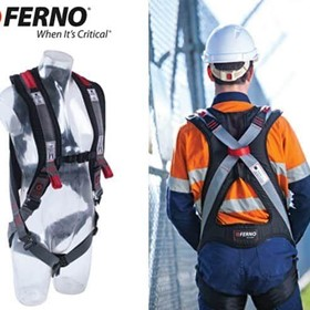 Ultralite X Safety Harness