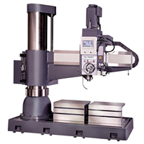 Ajax Morgon Touch Screen Automatic Radial Arm Drills