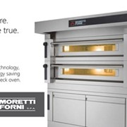 Double Deck Electric Bakery Oven + Prover | SERIES S By Moretti Forni