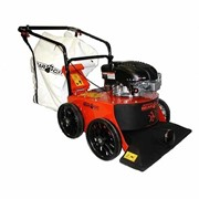 Hako Bear Cat Petrol Operated Sweeper for Footpaths and Carparks