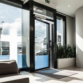 Automatic Swing Door | Gilgen FD20