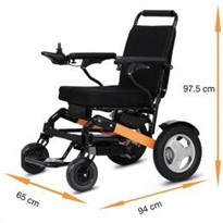 Folding Electric Wheelchairs | JBH D10