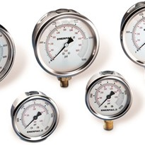 G, H-Series, Hydraulic Pressure Gauges