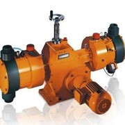 Hydraulic Diaphragm Metering Pumps - Makro/ 5