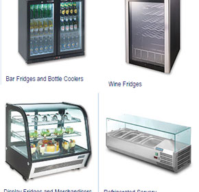 Refrigeration and Ice Machines