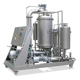 Cross Flow Filtration Machines - Ceramic Membrane