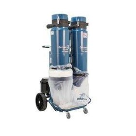 Dust Control DC3900L Vacuum Twin Eco H Class Vacuum Cleaner | H Class