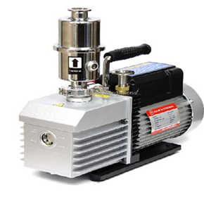 Vacuum Pumps | EasyVac 9 cfm Dual-Stage with Oil Mist Filter