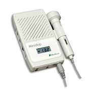 Fetal Doppler ES100VX with 2mHz Probe