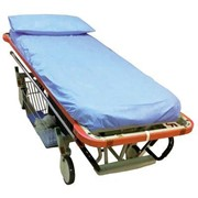 Fitted Emergency Trolley / Large Examination Table
