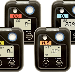 Single Gas Monitors - O3 Series
