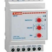 Level Control Relay | Lovato LVM30 Dual-Voltage