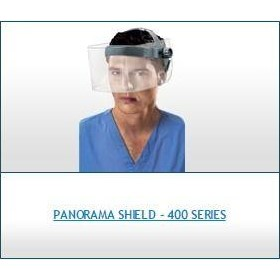Radiation Protection Face Shield | Panorama Shield – 400 Series