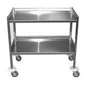 Emery Lipped Trolley | SP403 | Rounds Trolleys