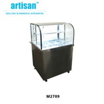 Food Display Counters | Cuisine Curved Glass Bars