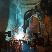 Robot Welding | Handon Industries