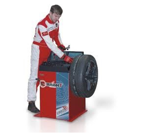 Wheel Balancing Machine | BRIGHT CB920B