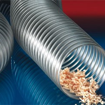 NEW! Flexible Ducting PUR-CNC
