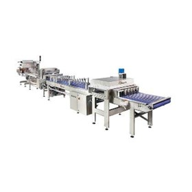 Bun Slicing & Flow Packaging Line | Brevetti