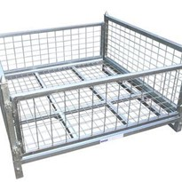 Small 1000kg Stillage Cage