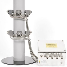Clamp-On Ultrasonic Sensors - Corrosion-Erosion Monitor
