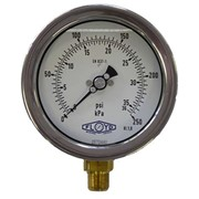 Floyd Pressure and Temperature Gauges