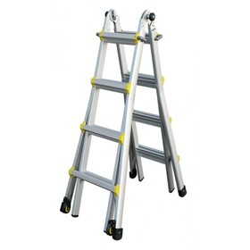 Aluminium Telescopic Access Ladder 11ft | INDALEX Pro Series
