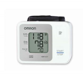 Basic Wrist Blood Pressure Monitor | HEM6121 | Omron