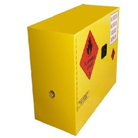 100 Litre Yellow Flammable Cabinet