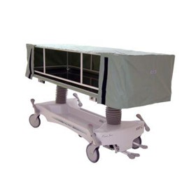 Bariatric Cadaver Stretcher Bed | Techlem