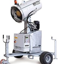 Dust Suppression Systems | EMI