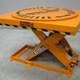 MAVERick Single Scissor Lift Table