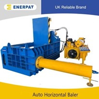 Commercial Scrap Metal Baler for Light Gauge Steel