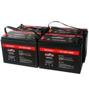 Industrial Batteries I LT Series