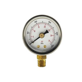 Pressure Gauge | Stainless Steel General Purpose