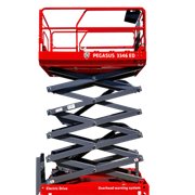 Aspac | Electric Drive Slab Scissor Lift | PEGASUS 3346