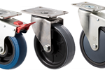 Automated Guided Vehicle (AGV) Cart Castors