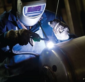 Commander SK Proves Cost Effective for Specialist Welding Machine