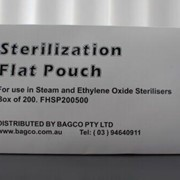 Heat Seal Sterilisation Pouch; Dental, Medi, Tattoo,BodyArt 200x500mm