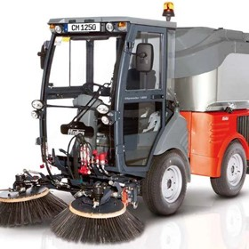 Outdoor Sweeper | Citymaster 1250plus Citycleaner