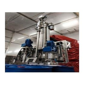 Fully Automatic Drum/IBC/Can/Pail Filling Machine - RF